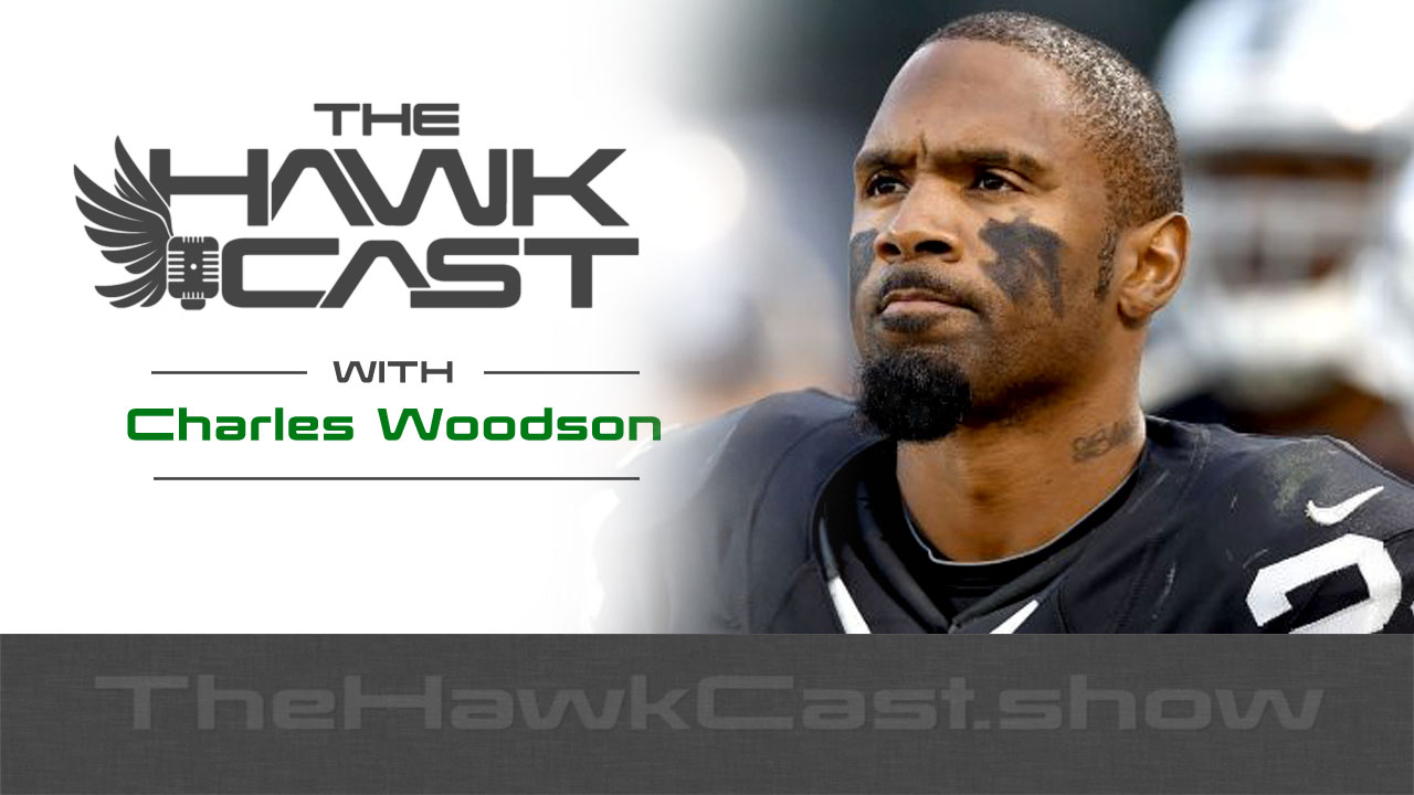 Charles Woodson - 18 Years in NFL | Remembering Super Bowl XLV Halftime Emotions